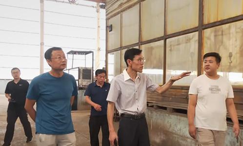 """中工环""""环保管家""""入驻沧县 助推企业绿色发展"""